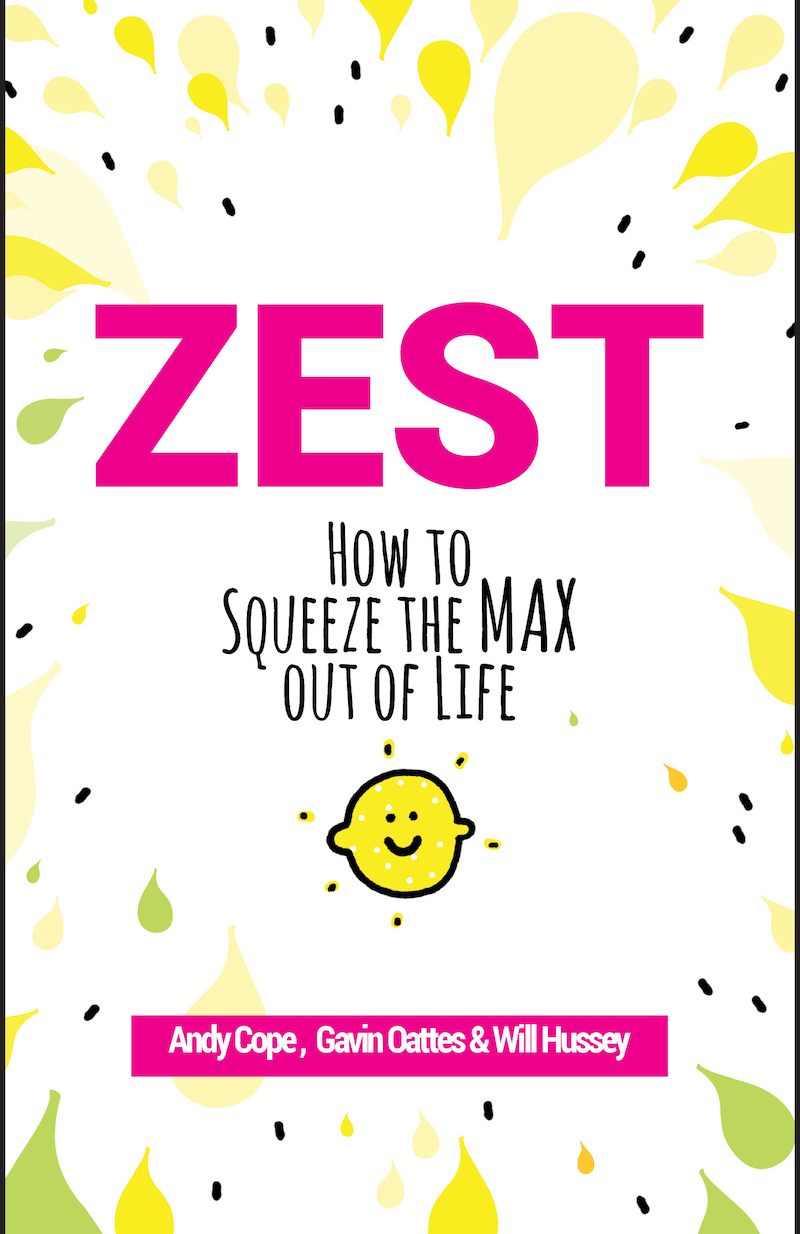 Zest cover